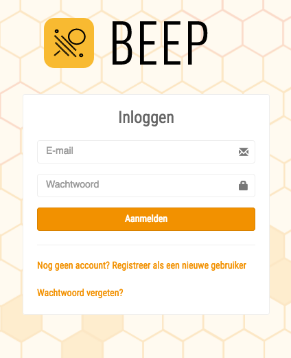 Screenshots login