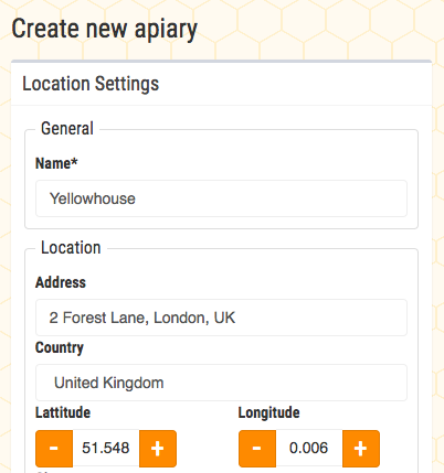 V2 newapiary uk